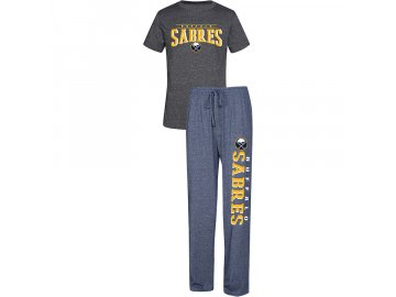 Pánské Pyžamo Buffalo Sabres Spar Top & Pants Sleep Set