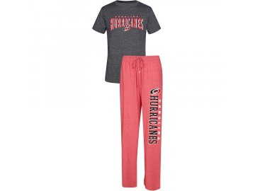 Pánské Pyžamo Carolina Hurricanes Spar Top & Pants Sleep Set
