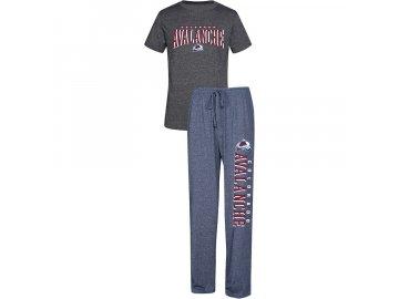 Pánské Pyžamo Colorado Avalanche Spar Top & Pants Sleep Set