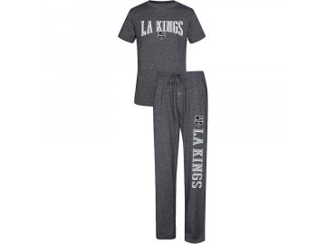Pánské Pyžamo Los Angeles Kings Spar Top & Pants Sleep Set