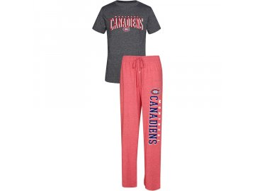 Pánské Pyžamo Montreal Canadiens Spar Top & Pants Sleep Set