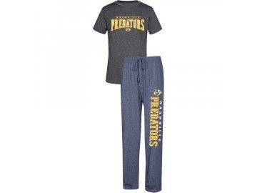 Pánské Pyžamo Nashville Predators Spar Top & Pants Sleep Set