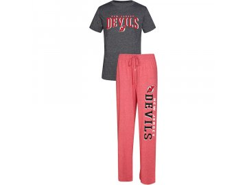 Pánské Pyžamo New Jersey Devils Spar Top & Pants Sleep Set