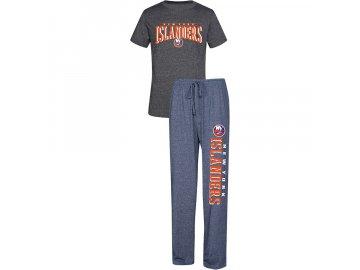 Pánské Pyžamo New York Islanders Spar Top & Pants Sleep Set