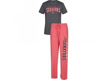 Pánské Pyžamo Ottawa Senators Spar Top & Pants Sleep Set