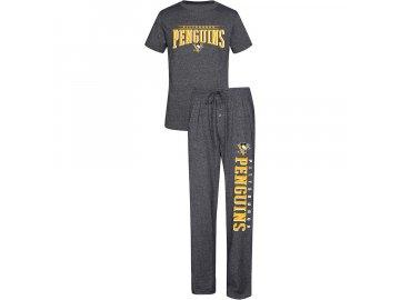 Pánské Pyžamo Pittsburgh Penguins Spar Top & Pants Sleep Set