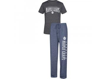 Pánské Pyžamo Toronto Maple Leafs Spar Top & Pants Sleep Set