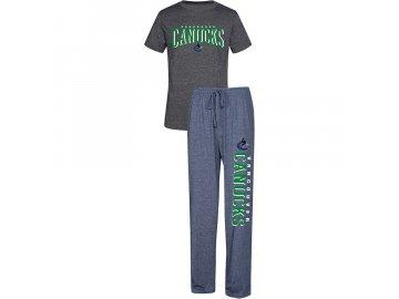 Pánské Pyžamo Vancouver Canucks Spar Top & Pants Sleep Set