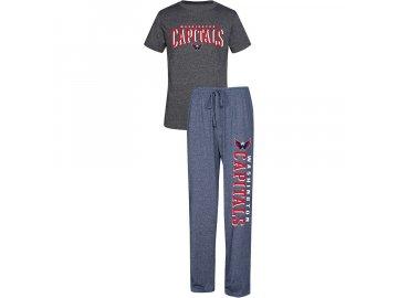 Pánské Pyžamo Washington Capitals Spar Top & Pants Sleep Set