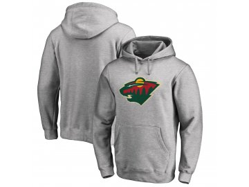 Mikina Minnesota Wild Fanatics Branded Primary Logo