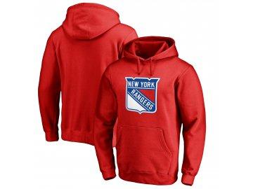 Mikina New York Rangers Fanatics Branded Primary Logo