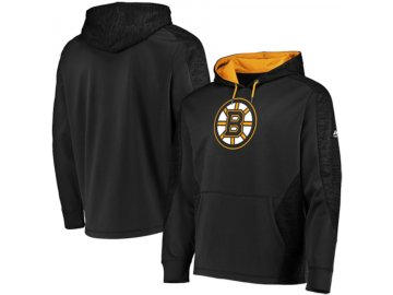 Mikina Boston Bruins Majestic Armor Therma Base Pullover Hoodie