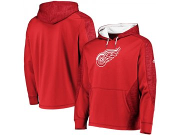 Mikina Detroit Red Wings Majestic Armor Therma Base Pullover Hoodie