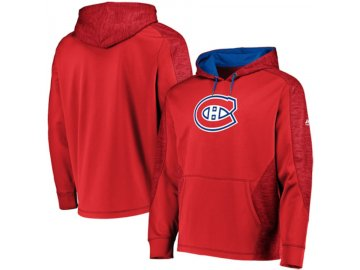Mikina Montreal Canadiens Majestic Armor Therma Base Pullover Hoodie