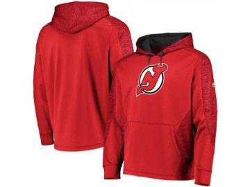 Mikina New Jersey Devils Majestic Armor Therma Base Pullover Hoodie