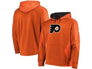 Mikina Philadelphia Flyers Majestic Armor Therma Base Pullover Hoodie