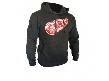 Mikina Detroit Red Wings Core Logo Hood cdb7a0187