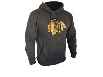 mikina chicago blackhawks core logo hood[1]