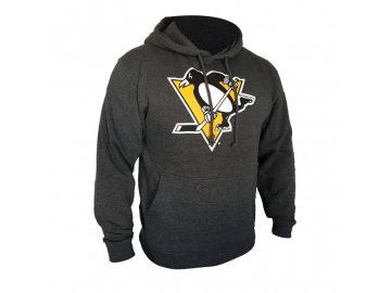 mikina pittsburgh penguins core logo hood[1]