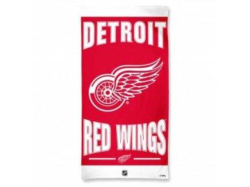 rucnik detroit red wings fibre beach towel 75x150cm[1]