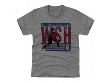 Tričko Washington Capitals Alexander Ovechkin #8 City R 500 Level