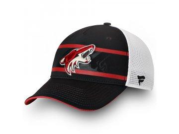 Kšiltovka Arizona Coyotes Authentic Pro Second Season Trucker