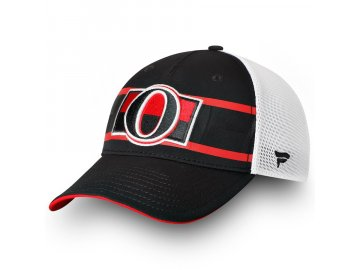 Kšiltovka Ottawa Senators Authentic Pro Second Season Trucker