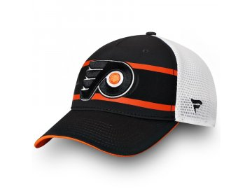Kšiltovka Philadelphia Flyers Authentic Pro Second Season Trucker