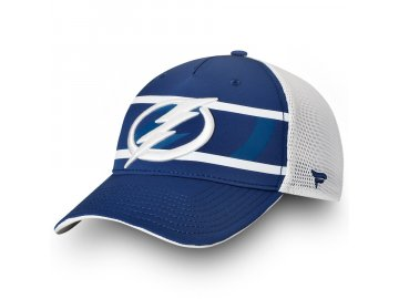 Kšiltovka Tampa Bay Lightning Authentic Pro Second Season Trucker