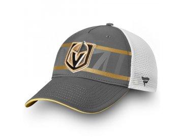 Kšiltovka Vegas Golden Knights Authentic Pro Second Season Trucker
