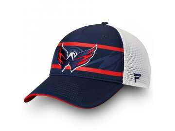 Kšiltovka Washington Capitals Authentic Pro Second Season Trucker