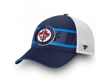 Kšiltovka Winnipeg Jets Authentic Pro Second Season Trucker