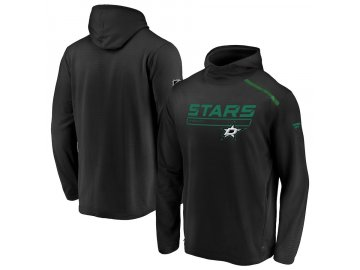 Mikina Dallas Stars Authentic Pro Rinkside Transitional Pullover Hoodie