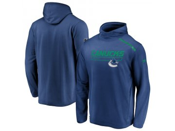 Mikina Vancouver Canucks Authentic Pro Rinkside Transitional Pullover Hoodie