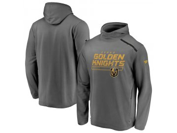 Mikina Vegas Golden Knights Authentic Pro Rinkside Transitional Pullover Hoodie