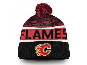 Zimní Kulich Calgary Flames Authentic Pro Rinkside Goalie