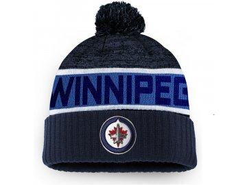 Zimní Kulich Winnipeg Jets Authentic Pro Rinkside Goalie