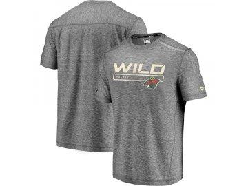 Tričko Minnesota Wild Authentic Pro Clutch