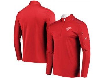 Bunda Detroit Red Wings Ultra-Streak Cool Base Half-Zip