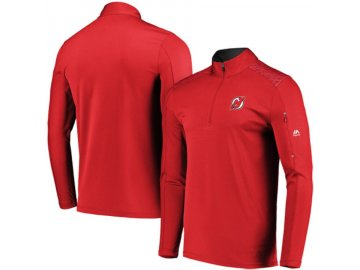 Bunda New Jersey Devils Ultra-Streak Cool Base Half-Zip