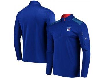 Bunda New York Rangers Ultra-Streak Cool Base Half-Zip