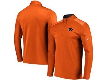 Bunda Philadelphia Flyers Ultra-Streak Cool Base Half-Zip