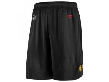 Kraťasy Chicago Blackhawks Authentic Pro Rinkside Shorts