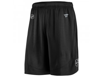 Kraťasy Los Angeles Kings Authentic Pro Rinkside Shorts