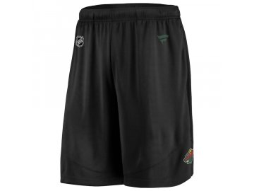 Kraťasy Minnesota Wild Authentic Pro Rinkside Shorts