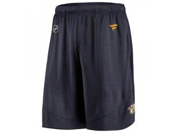Kraťasy Nashville Predators Authentic Pro Rinkside Shorts