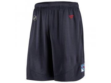 Kraťasy New York Rangers Authentic Pro Rinkside Shorts