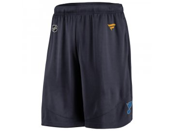 Kraťasy St. Louis Blues Authentic Pro Rinkside Shorts
