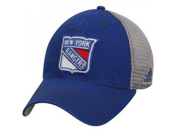 Kšiltovka New York Rangers Adidas Slouch Mesh Back Flex