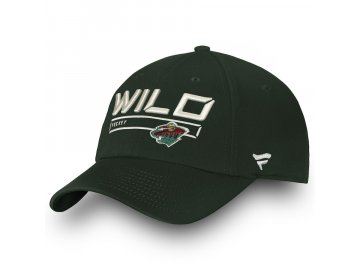 Kšiltovka Minnesota Wild Authentic Pro Rinkside Fundamental